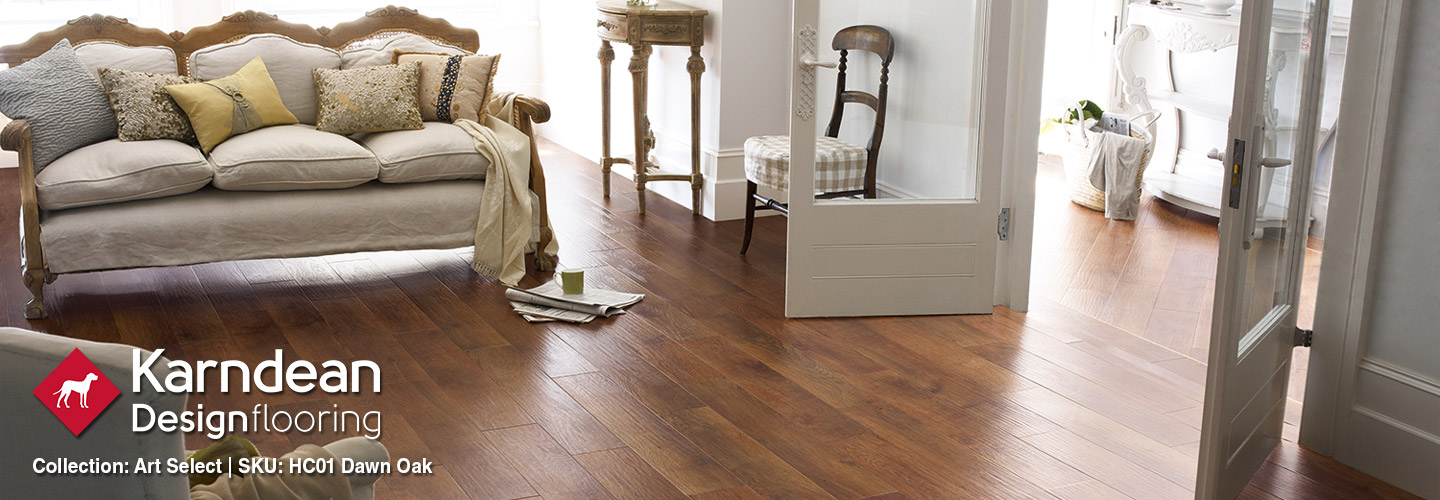 Shop our Featured Karndean flooring in the Online Product Catalog.