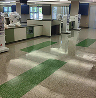 Check out our work at the Fort Smith Dialysis Center.