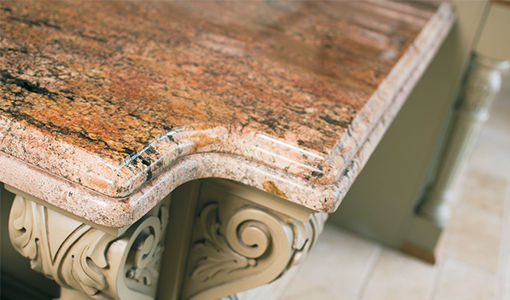 Granite Countertop - Mascarello Gold