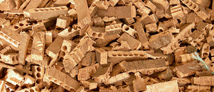 There is almost zero waster from the product of cork flooring.